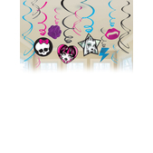 Decoración colgante Monster High