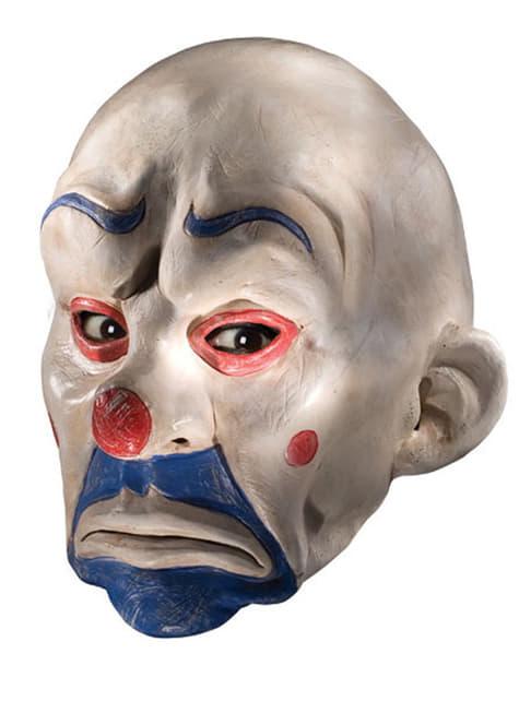 Batman klovn maske