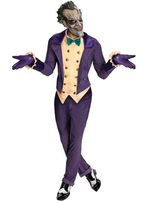 Déguisement de Joker Arkham City