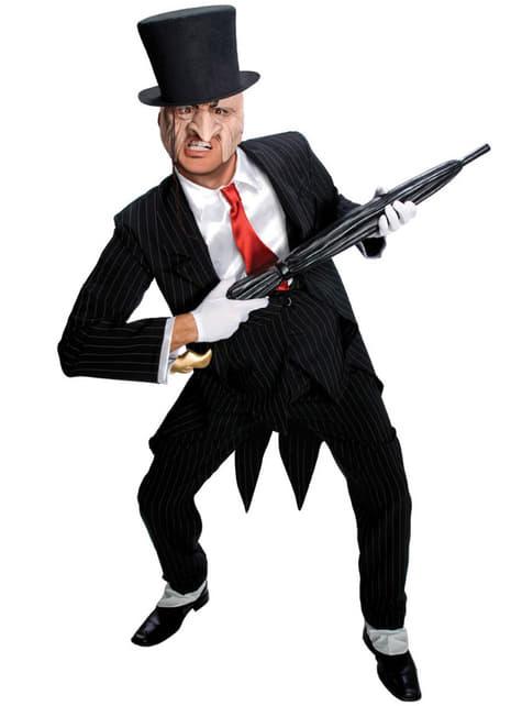 Disfraz El Pingüino de Batman