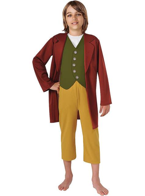 The Hobbit Bilbo Baggins Kids Costume