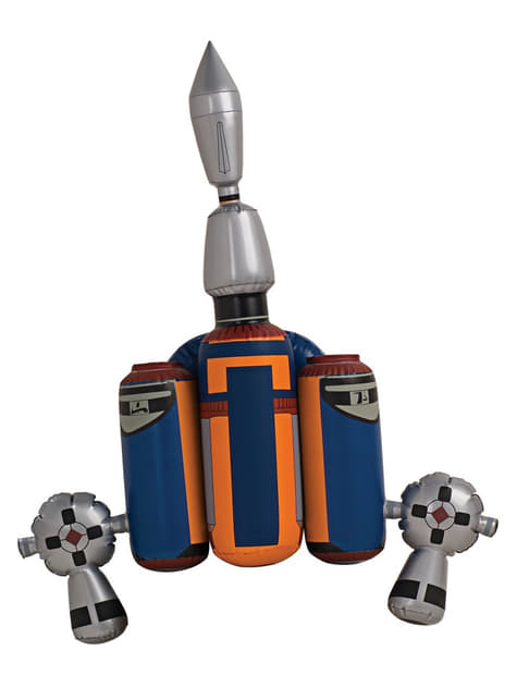 Jango Fett Inflatable Jetpack