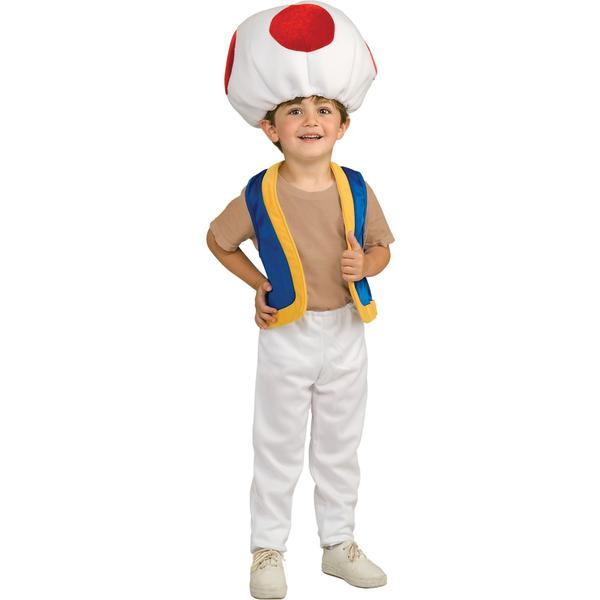 Disfraz de Toad Mario Bros para niño: comprar online