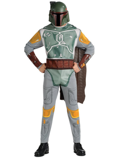 Boba Fett Adult Costume