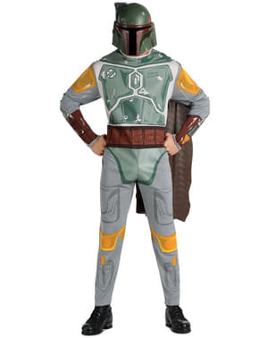 Kostým pro dopělé Boba Fett