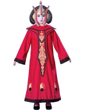여왕 Padme Amidala 어린이 의상