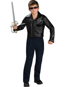 Disfraz de Indiana Jones Mutt deluxe para niño. Producto Oficial 4a2b26d1655
