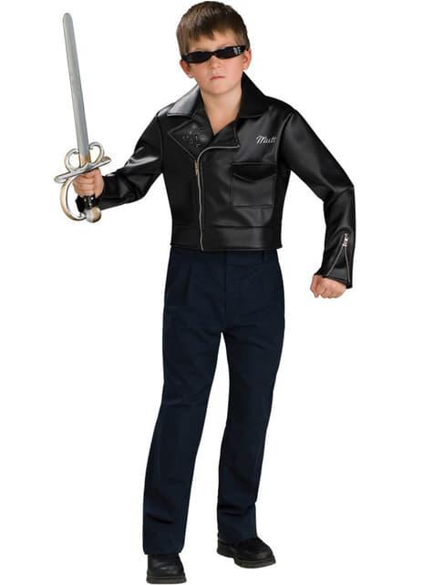 Disfraz de Indiana Jones Mutt deluxe para niño
