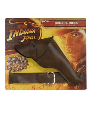 Indiana Jones Belt & Pistol