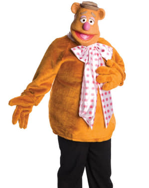 Fozzie Bjørnen The Muppets Kostyme Voksen