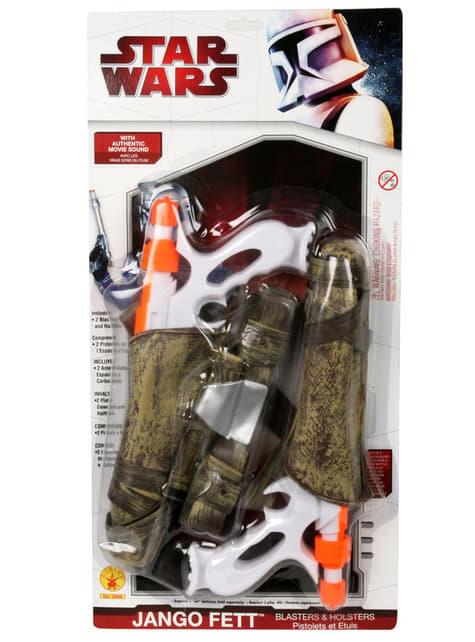 Jango Fett Robbantófegyverek és öv