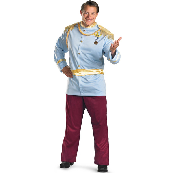 Disfraz Príncipe Encantado de La Cenicienta: comprar online