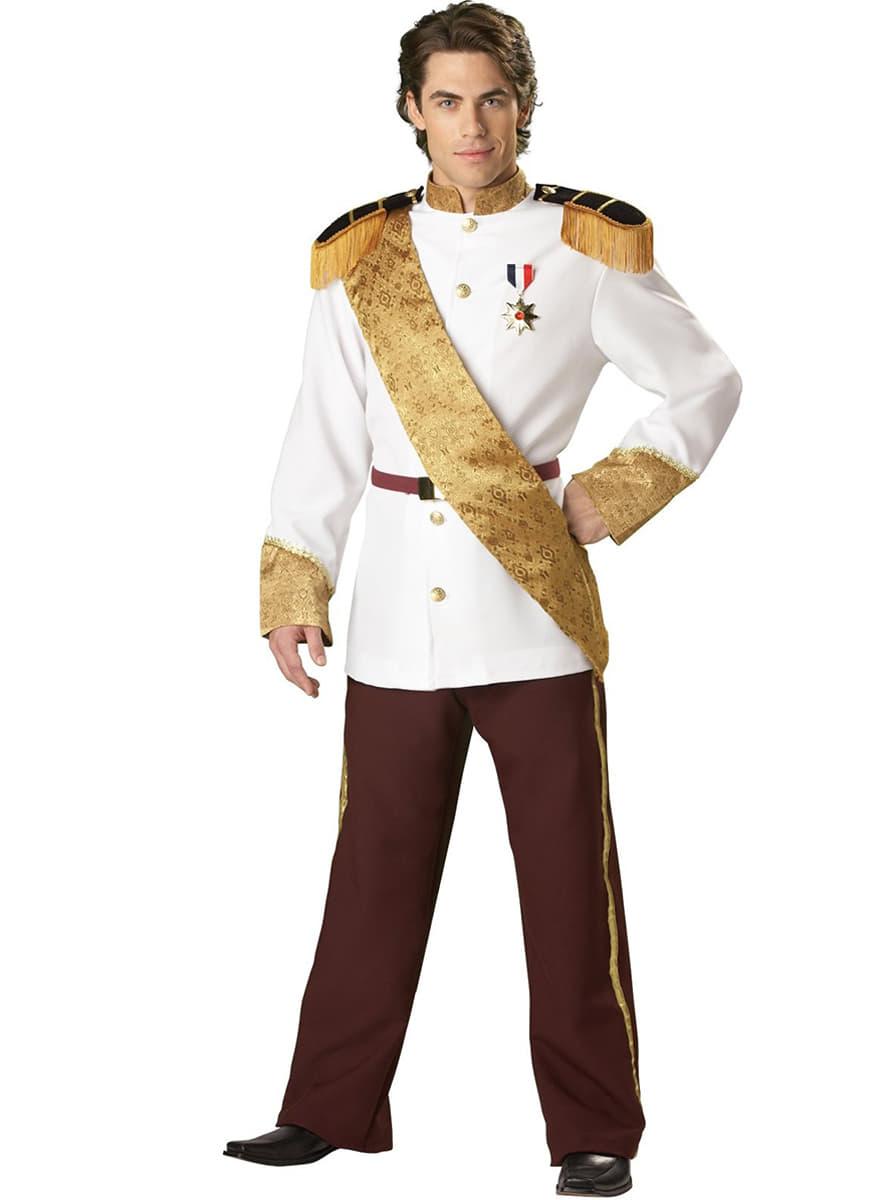 Disfraz Príncipe Encantado Élite de La Cenicienta | Funidelia