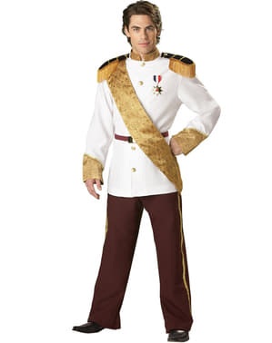 Elite Prins Charming Kostyme til Mann