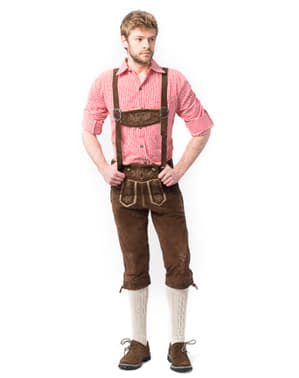 Men's Beer Festival lederhosen