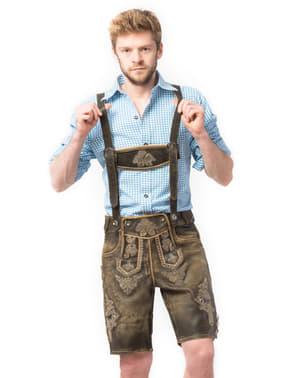 Lederhose para hombre Oktoberfest