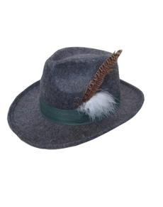 Sombrero de tirolés elegante para adulto