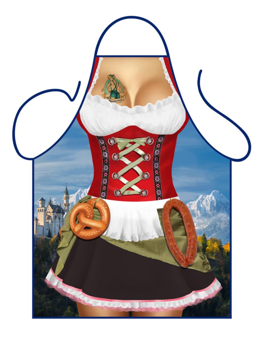 womens oktoberfest costume name
