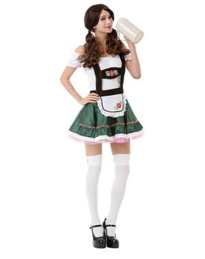 Costume da tedesca per Oktoberfest