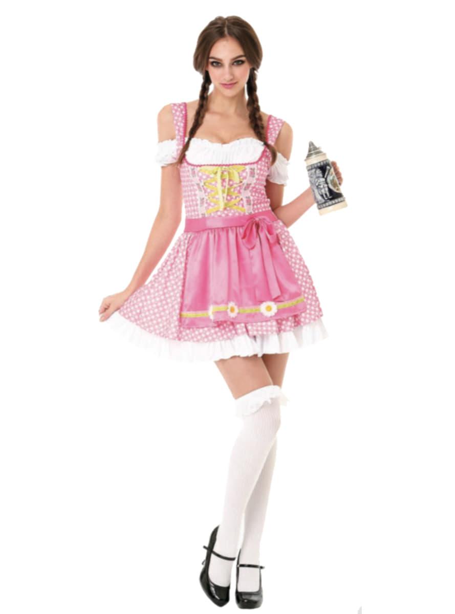 Dirndl para tu traje de Oktoberfest de mujer | Funidelia