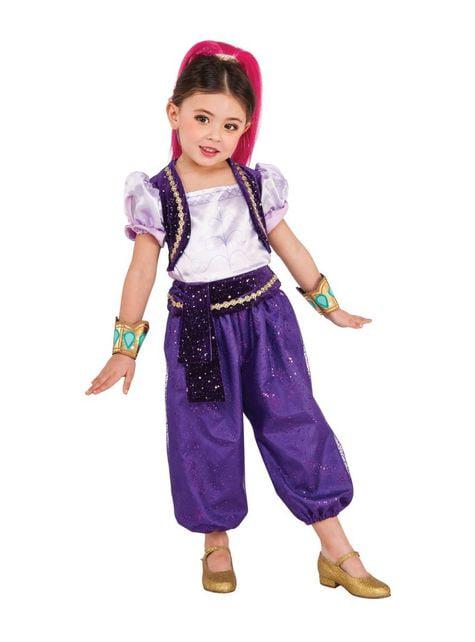 Deluxe Shimmer costume for girls - Shimmer and Shine
