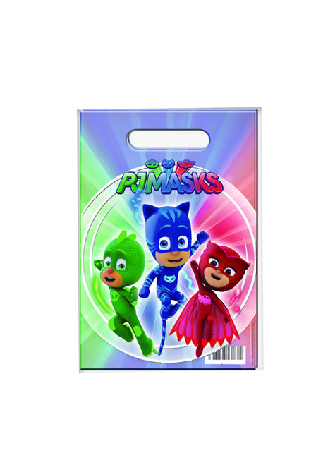 Bolsa rectangular PJ Masks