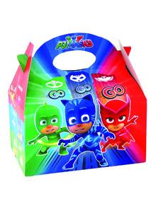 Set de 4 cajas PJ Masks