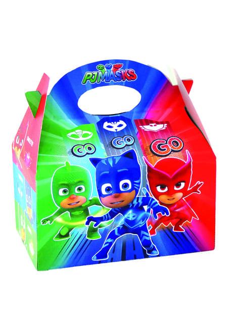 Set de 4 cutii PJ Masks