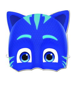 Set de 6 caretas PJ Masks