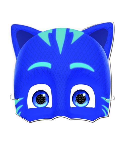 6 caretas PJ Masks - para tus fiestas