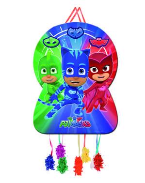 Rakamlar PJ Maskeleri Piñata