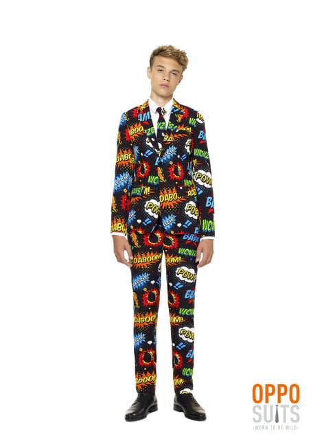 Costum Badaboom Opposuit pentru adolescenți