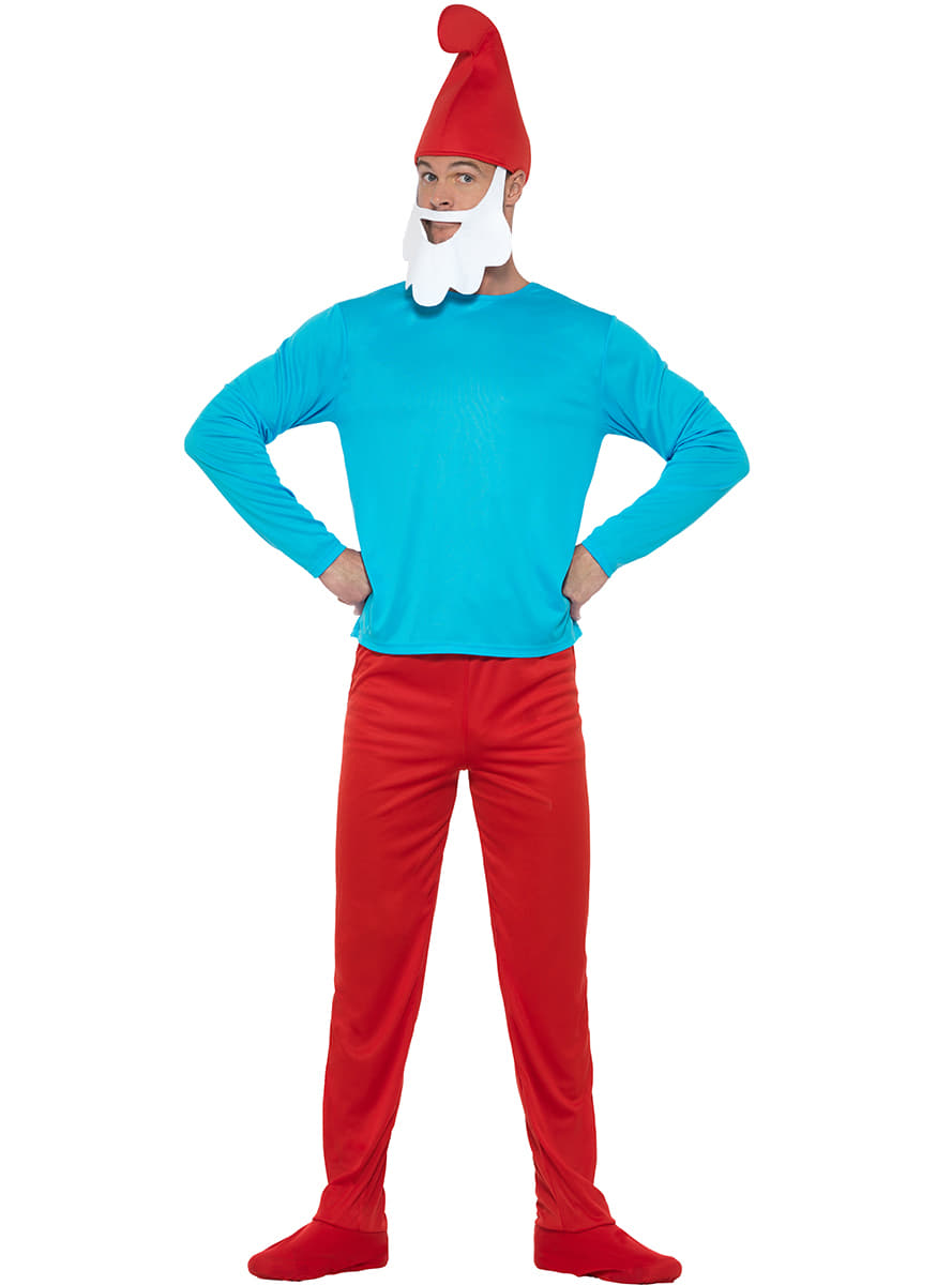 Papa Smurf costume for men. The coolest  908bba865b