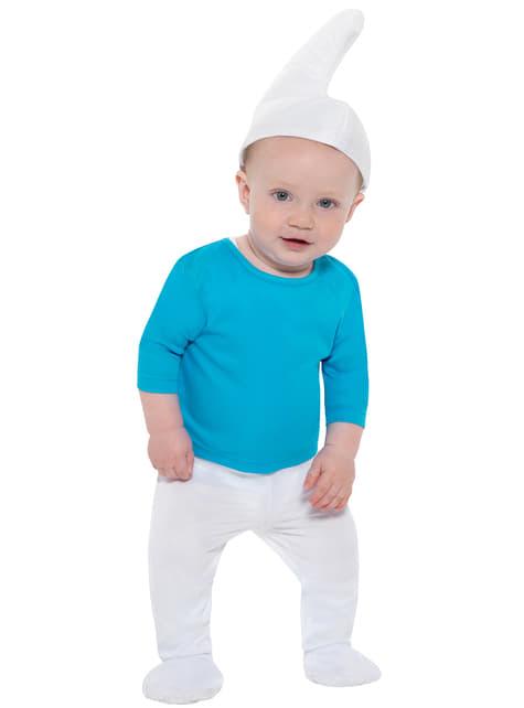 Costume da Puffo per neonato