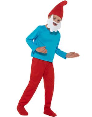 Детски костюм на Татко Смърф
