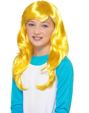 Smurfette Wig za dekleta