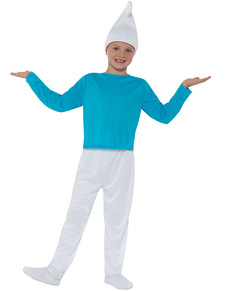 Smurf costume for a child ...  sc 1 st  Funidelia & Online Smurfs © costumes. Letu0027s smurf! | Funidelia