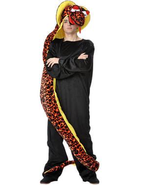 Costum de cobră