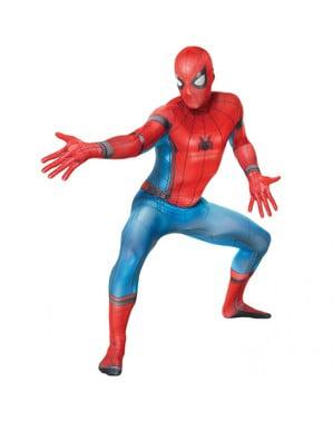 Costum Spiderman Homecoming Morphsuit pentru adult