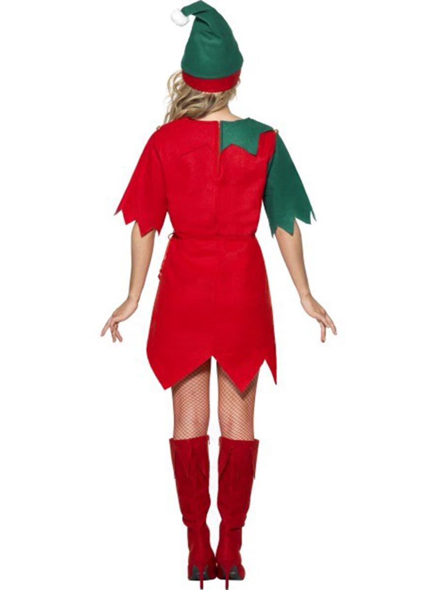 disfraz de elfa tnica - Disfraz De Elfa