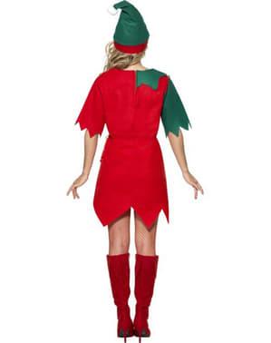 Costume da Elfo Femmina tunica