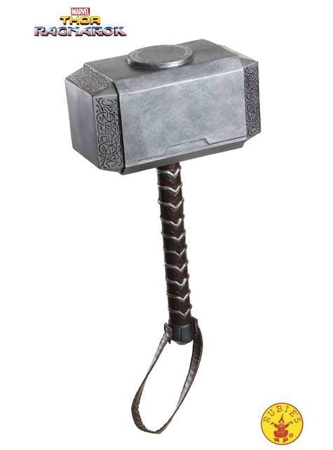 Martillo de Thor Ragnarok infantil
