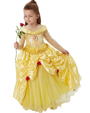 Belle Costume for Girls - Beauty and the Beast