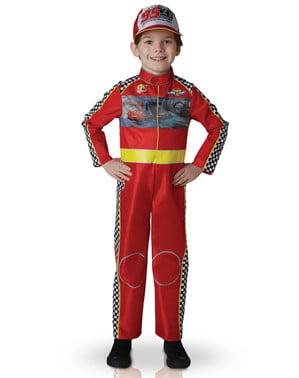 Cars 3 Lightning McQueen kostume til børn