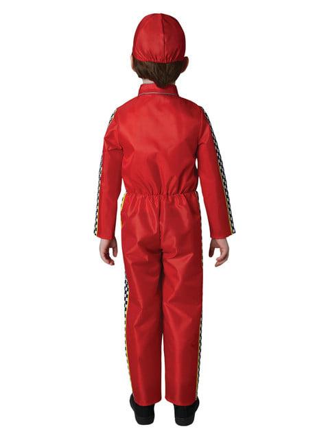 Disfraz de Cars 3 Rayo McQueen infantil - infantil