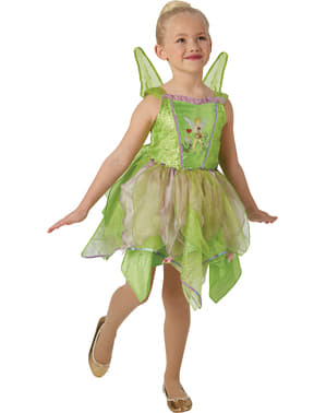 Premium Tinker Bell costume for girls