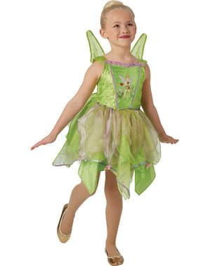 Престижният костюм за момичета Tinker Bell за момичета