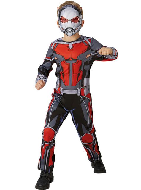Costum Ant-Man classic pentru băiat