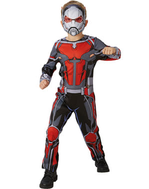 Strój Ant Man classic dla chłopca