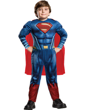 Superman Justice League Kostüm für Jungen